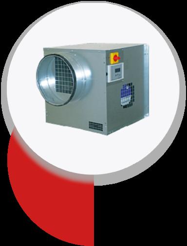 Ventilation : centrales de traitement d'air