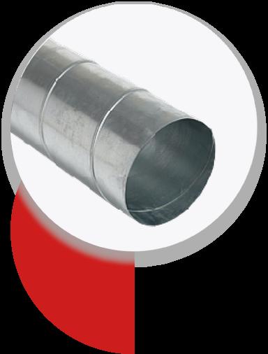 ventilation : conduits rigides
